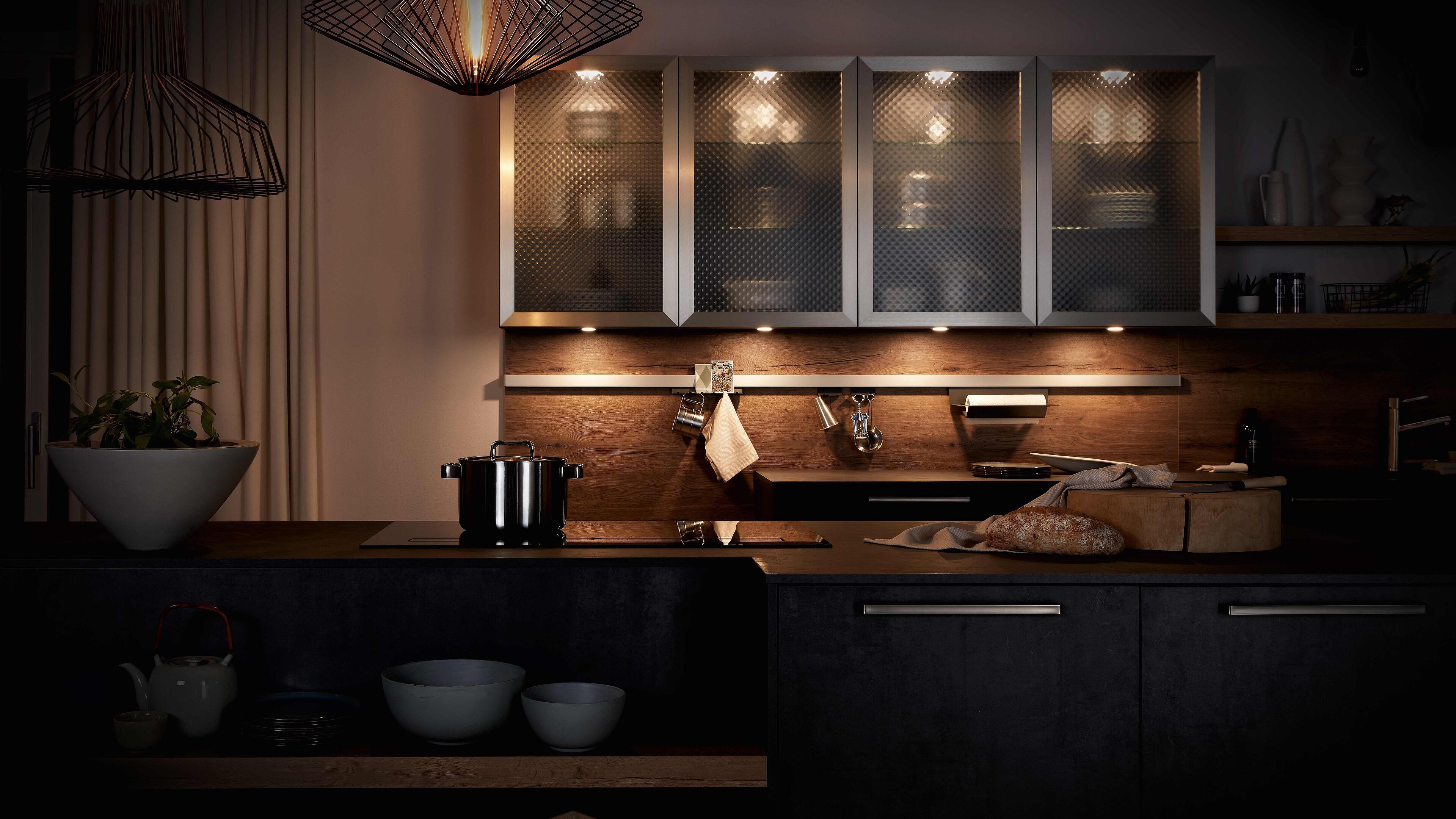 Industrial Küche: Kochen wie im Loft