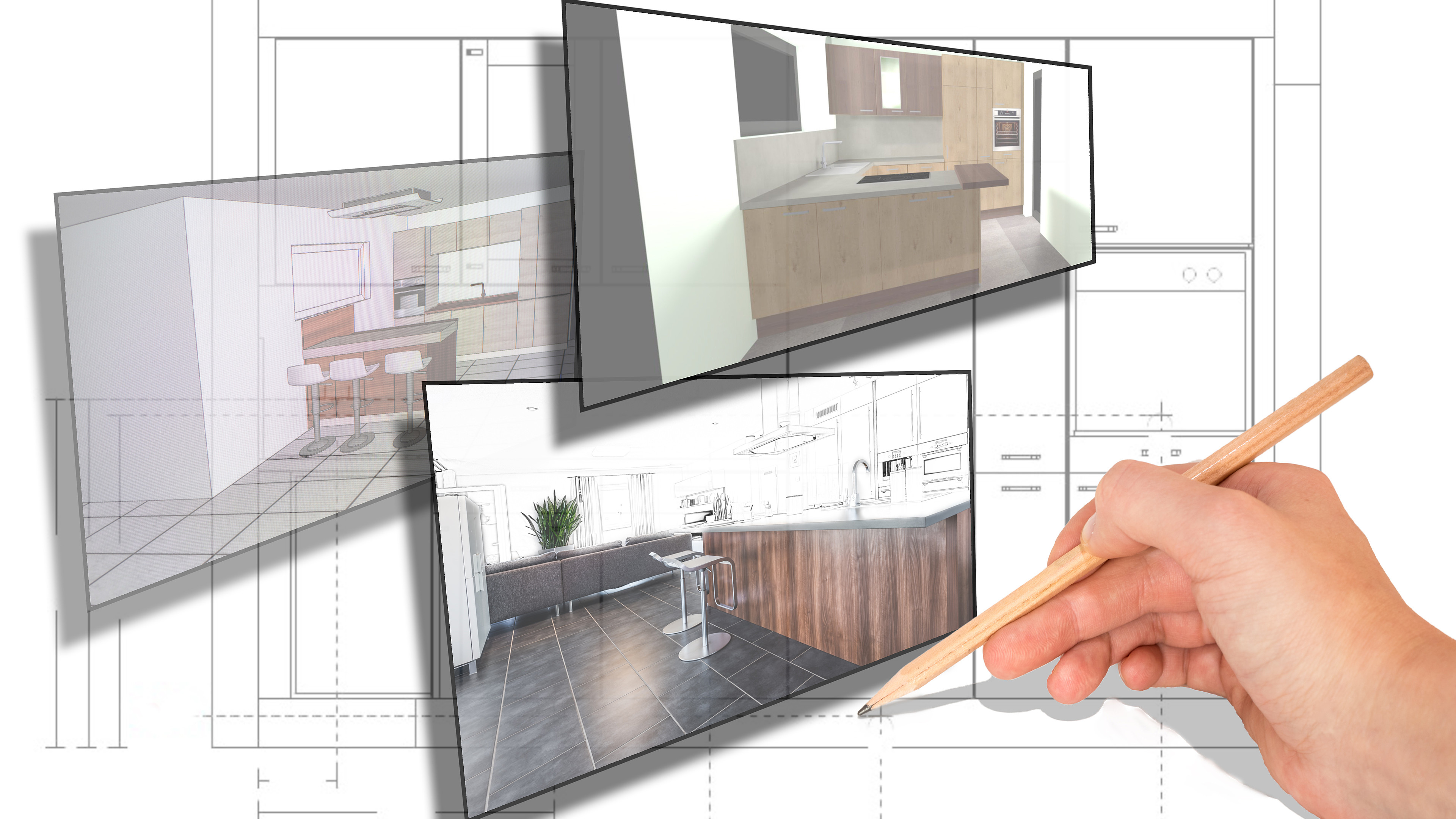 Küchenplanung: Schritt für Schritt zur Traumküche