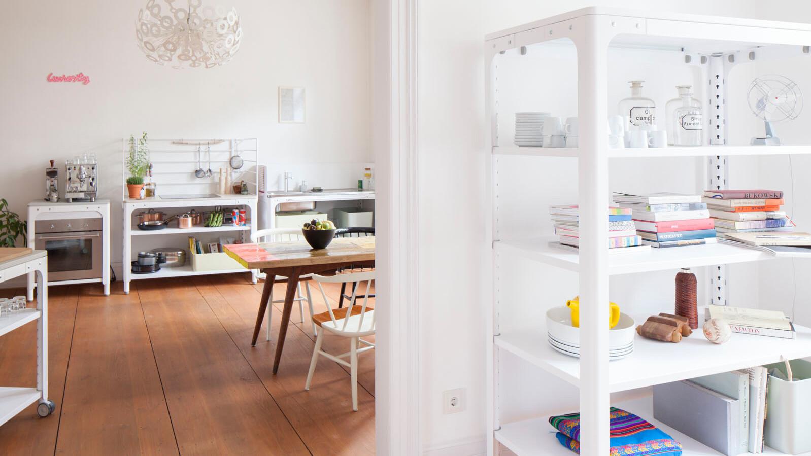 Modulküche: kompakt, flexibel und individuell