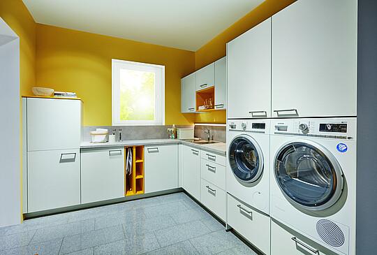 Top Hauswirtschaftsraum einrichten: Clevere Ideen für mehr Ordnung RY13