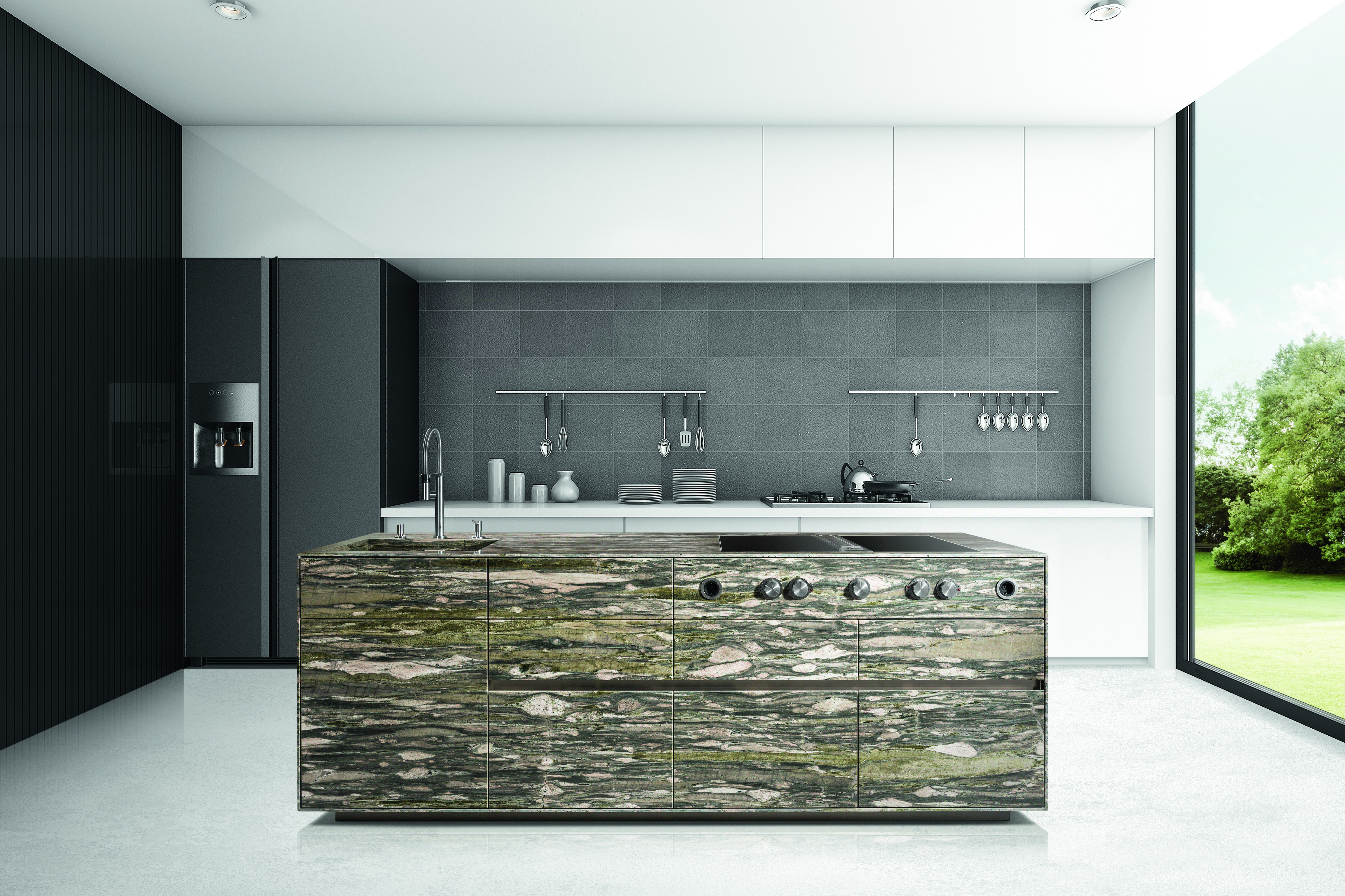 Fabulous Arbeitsplatte aus Naturstein – das muss man beachten FF91