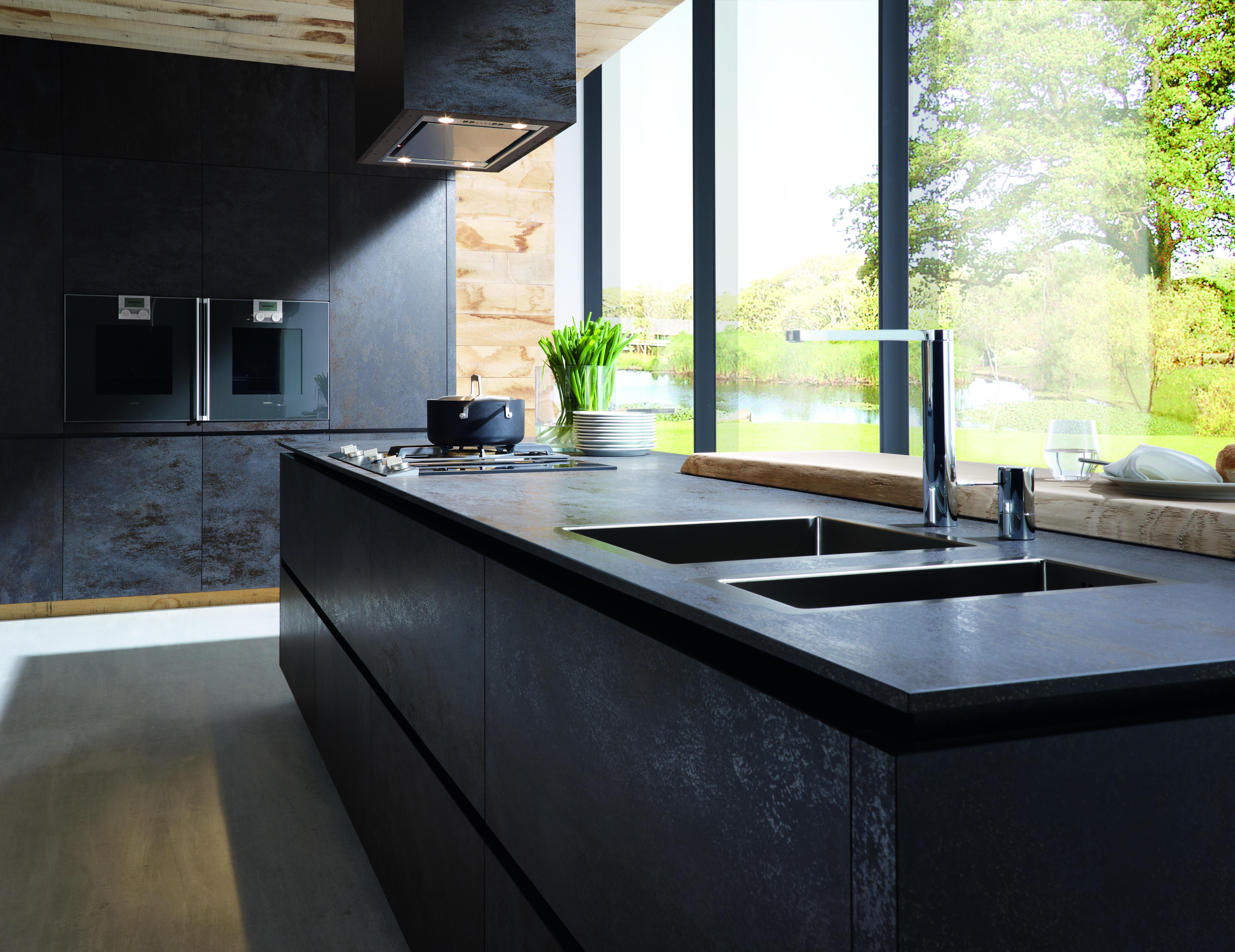 Häufig Küchenarbeitsplatte: Tipps zu Materialien, Einbau und Pflege AT53