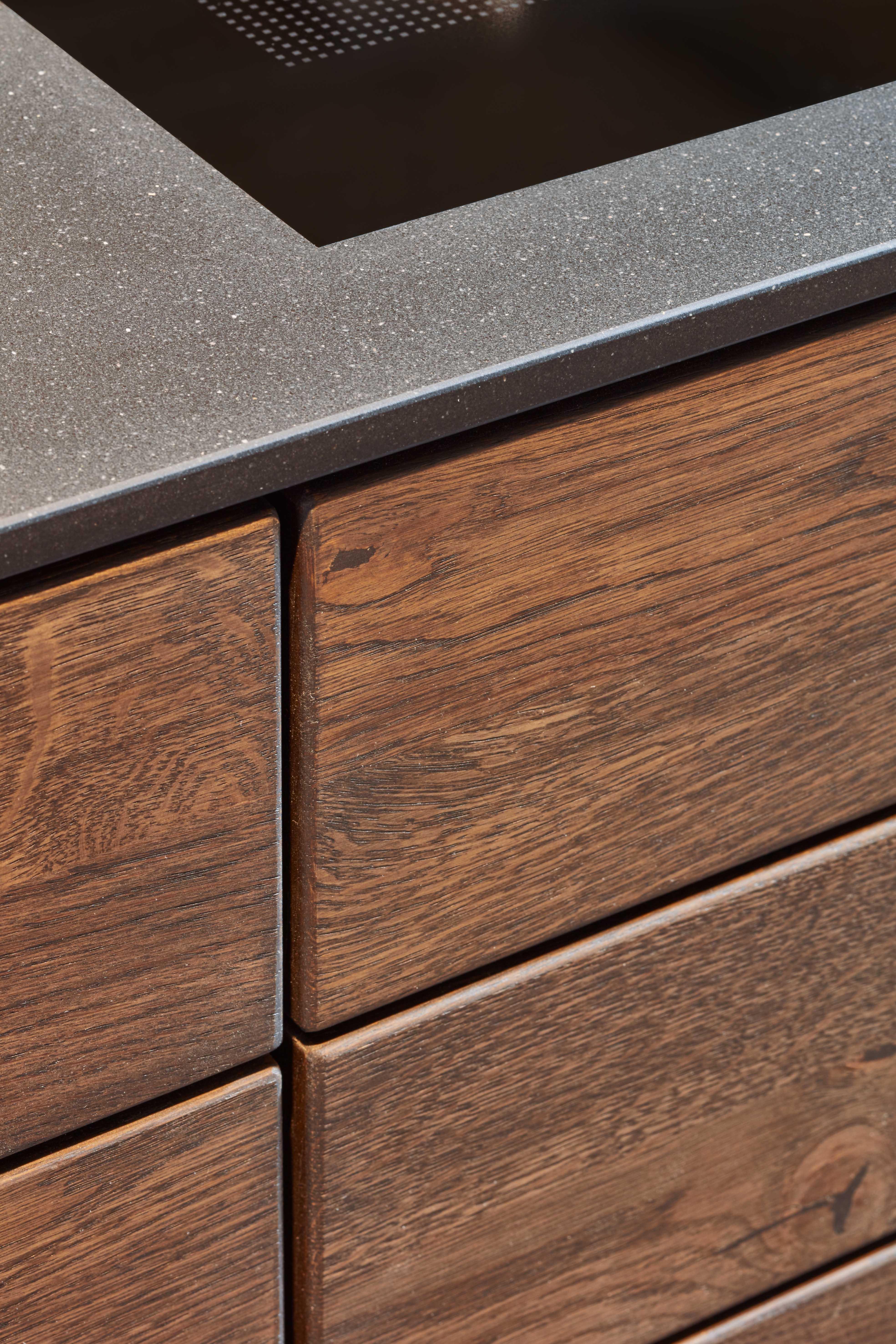 Holz Küchenfronten Zu Reinigen   Blogger Werden