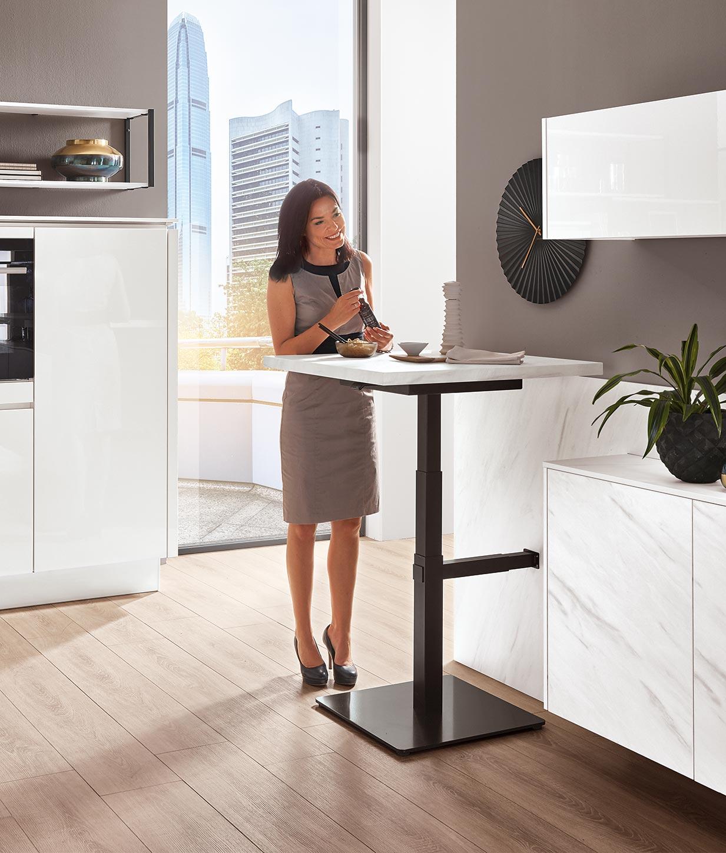 Küchentheke: Diese Varianten sind machbar
