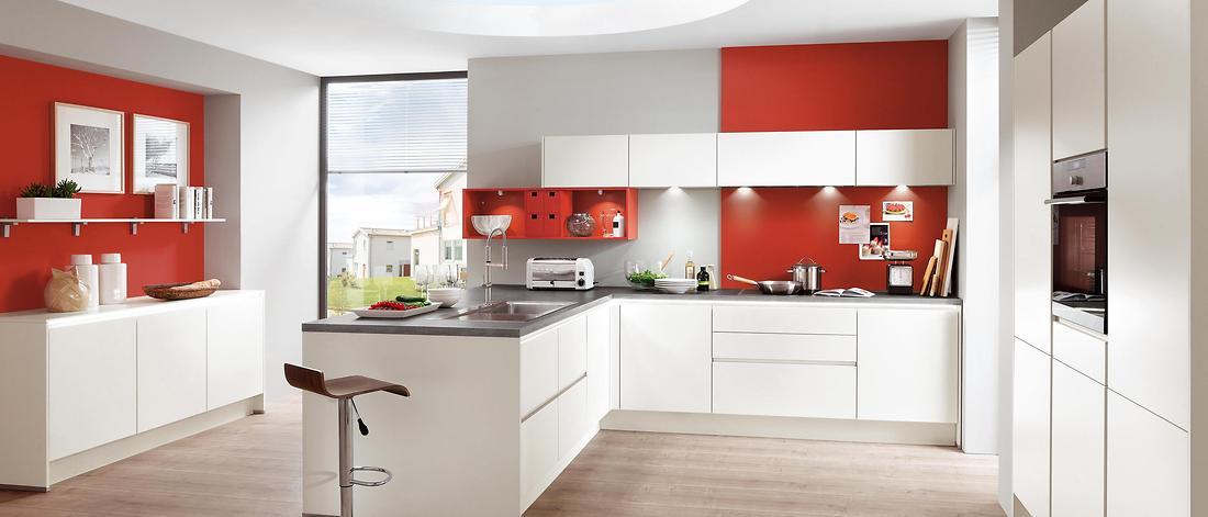 Materialien in der Küche: Welche Oberflächen sind geeignet?