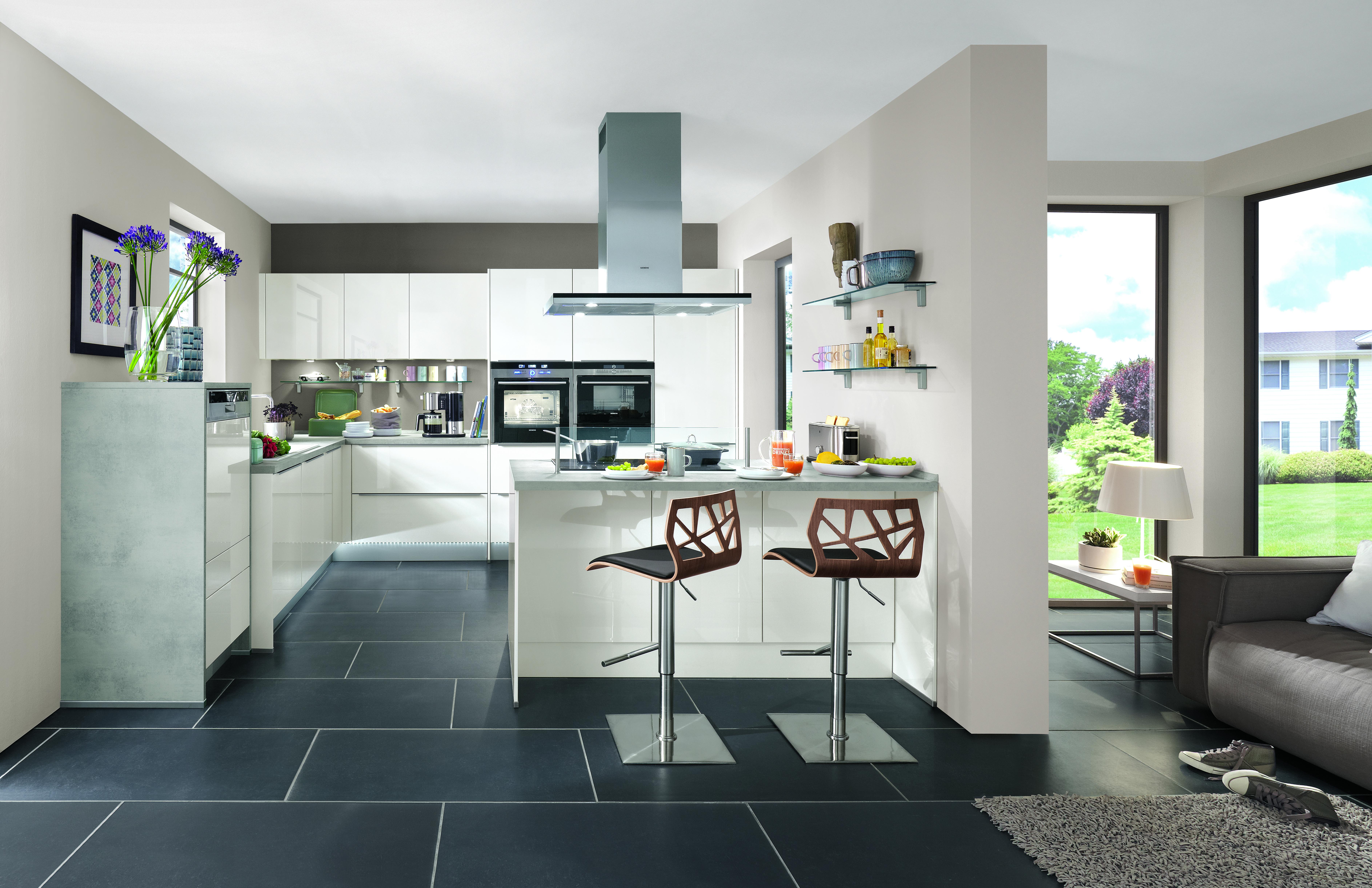 Küchenboden: Welcher Belag eignet sich für die Küche?