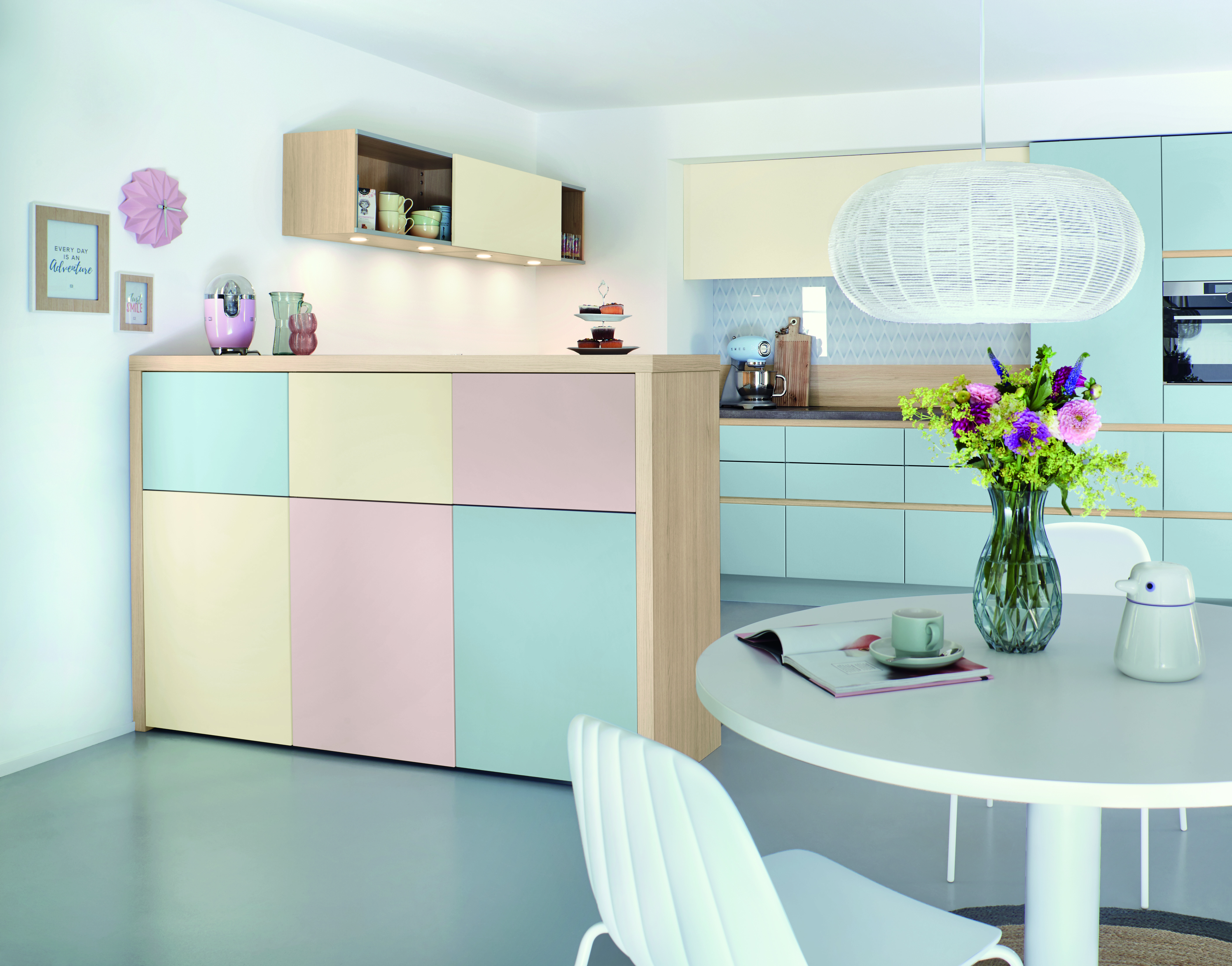Küchenfarben: Welche Farbe passt zu wem?