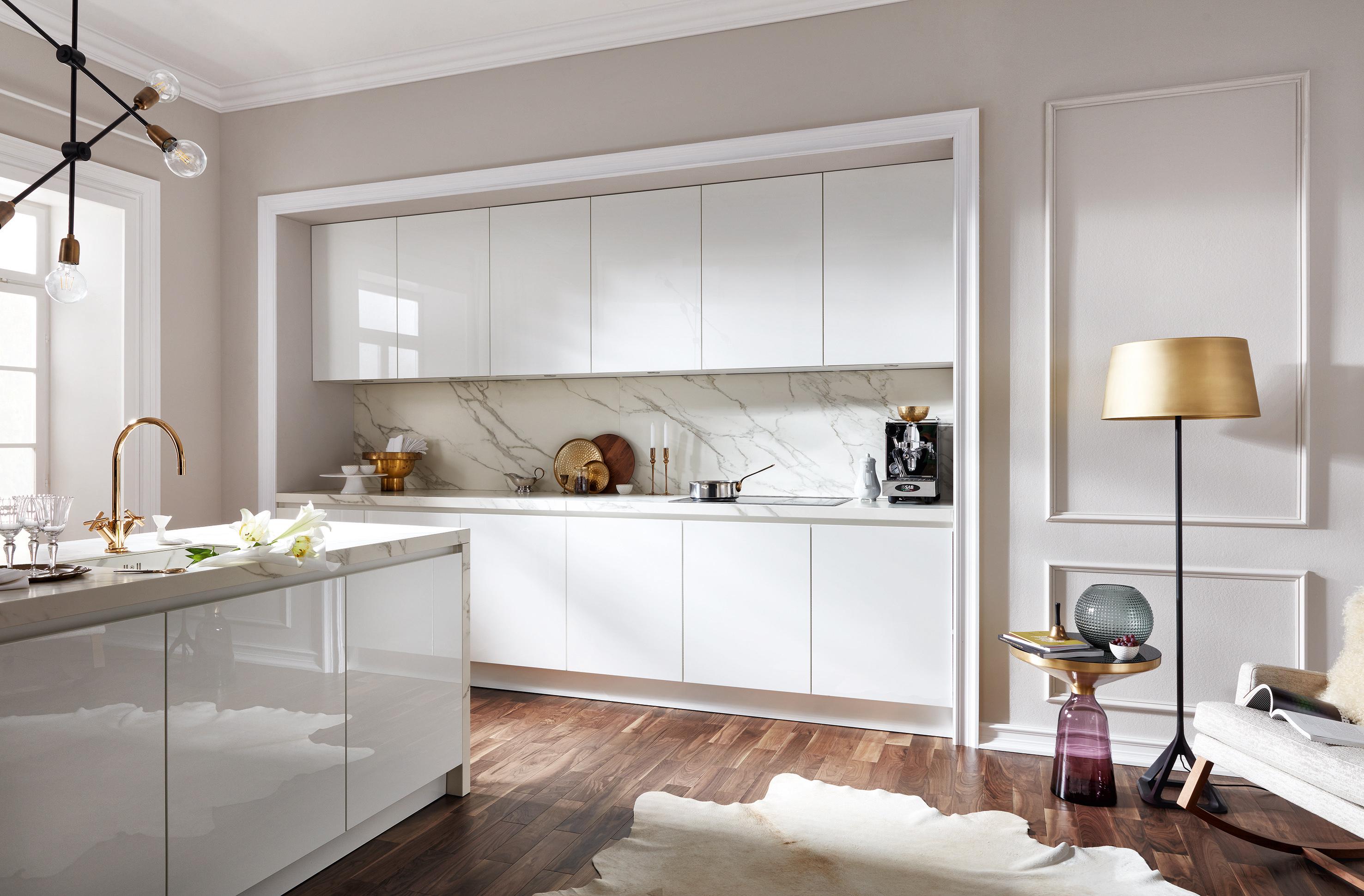 design küchen: so sehen moderne luxus küchen aus