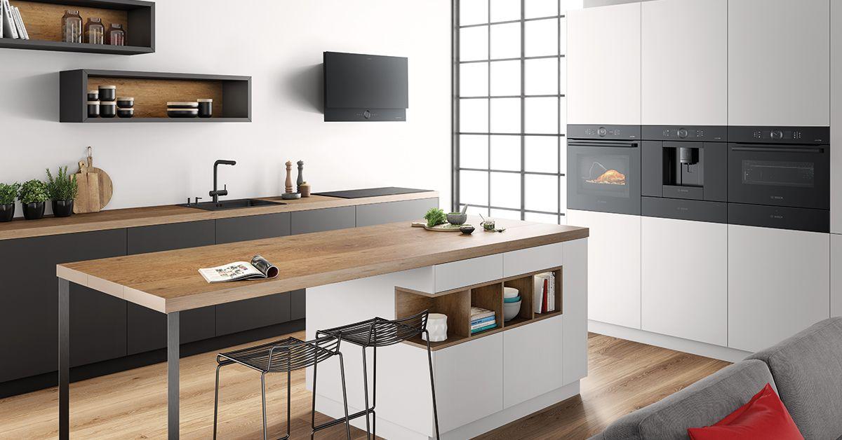 Küchentrends 2019: Neue Farben, Möbel und Geräte