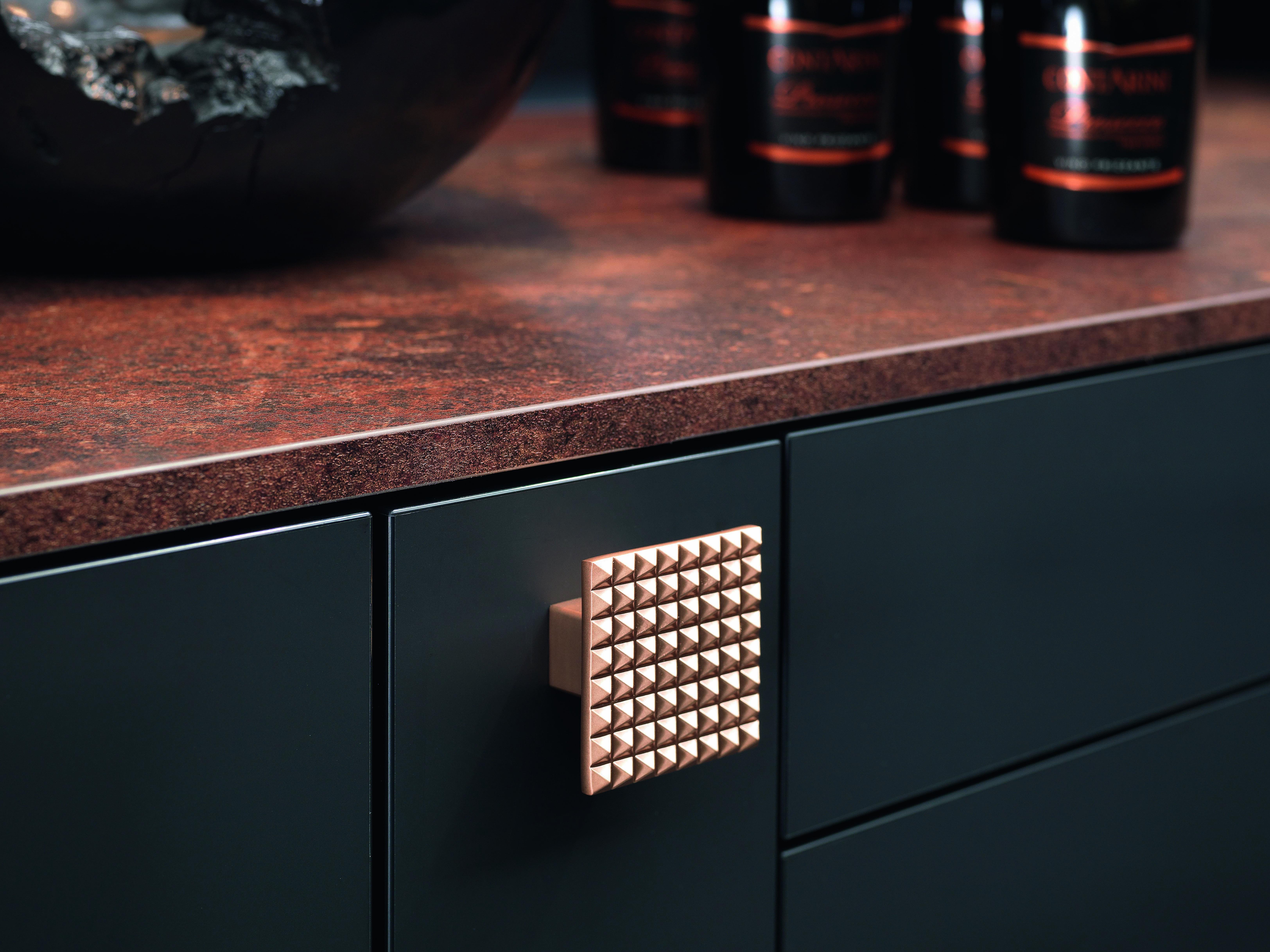 kupferküche womit man das metall kombinieren kann