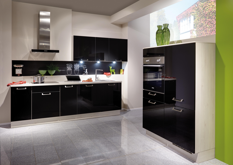 Schwarze Küche: Tipps zu Einrichtung und Gestaltung